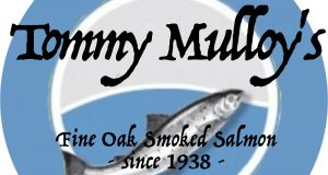 Tommy mulloy's organic salmon