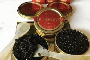 confezione koroleva caviar