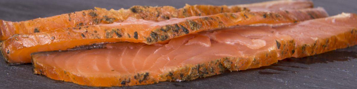 Salmone affumicato waser lachs